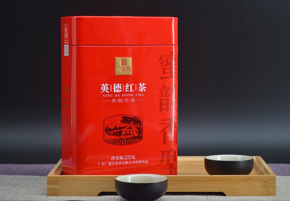 【茶韵天成•红罐装】英德红茶