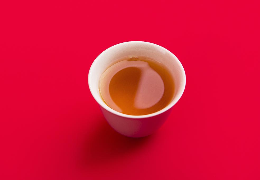 醉•红颜古树红茶