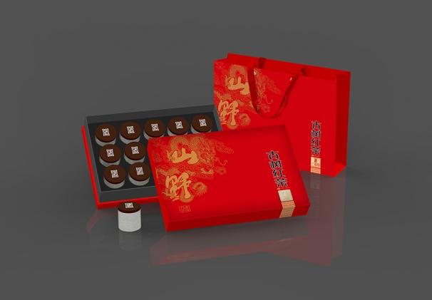 广盛昌荒野红茶